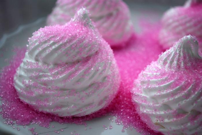 fargerike marshmallows