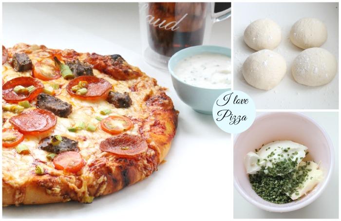 Manuelas Favorite Pizza Crust