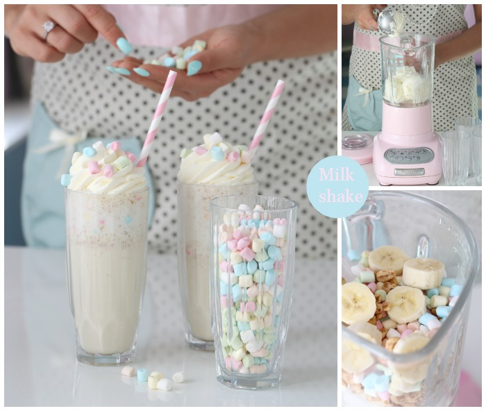 Cereal Marshmallow Shake