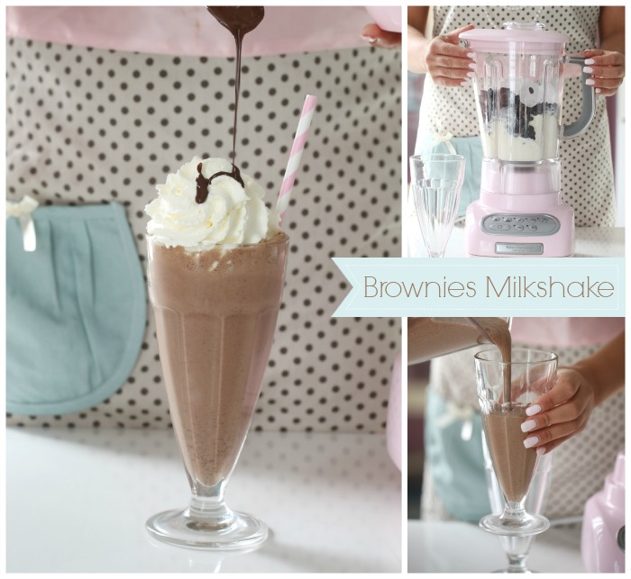 Brownies Milkshake