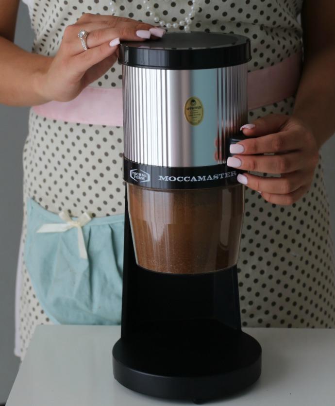 Moccamaster kaffekvern – Materialen voor reparatie