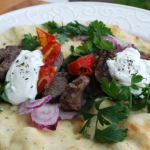 Shawarma (Lamme-kebab)