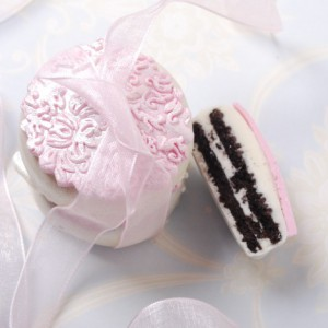 Chocolate dipped Oreos & Marshmallows
