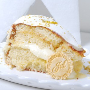 Lemon Luxury Layer Cake