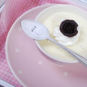 Express hvit-sjokolademousse