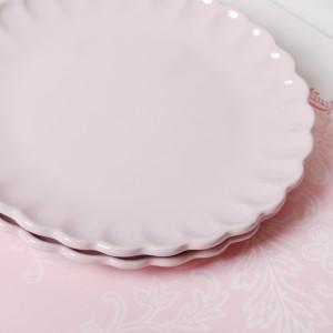 IB Laursen- Tallerk rosa