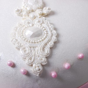 Jeweled Medallion Mould - Silicone