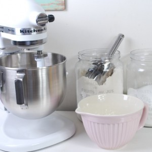 KitchenAid Professional hvit