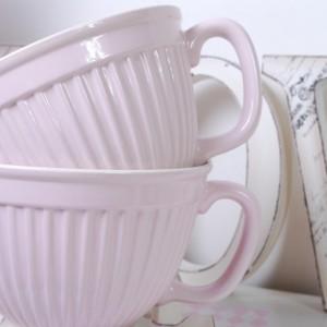 IB Laursen - Skål rosa med hällpip