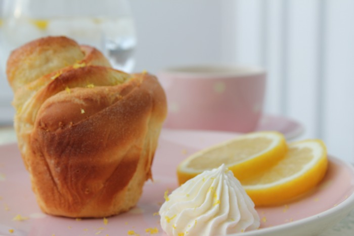 Lemon Pop-Up Rolls