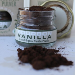 Vanilje pulver