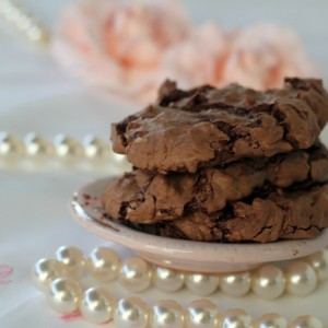 Chocolate Mousse Cookies