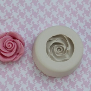 Silikon rose form