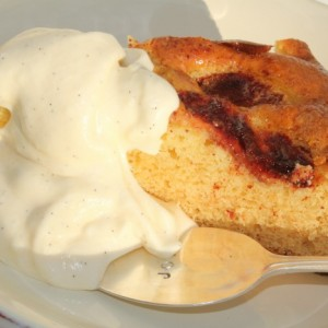 Mamma's Eple kake