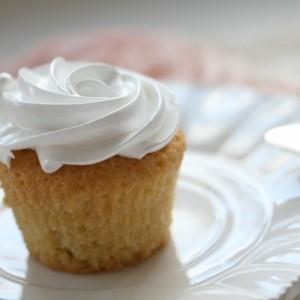 En ny variant av Vanilje Cupcakes