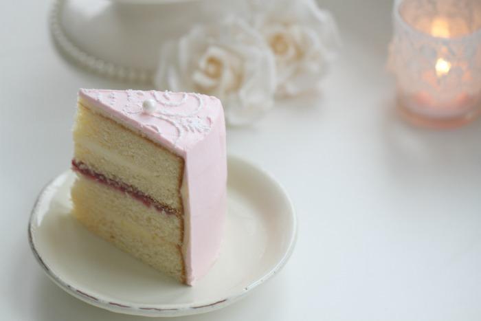 Victoria Sponge Cake ♥