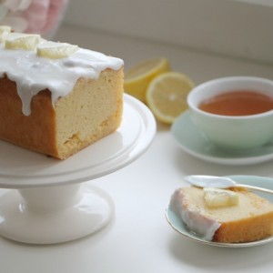triple deluxe lemon pound cake