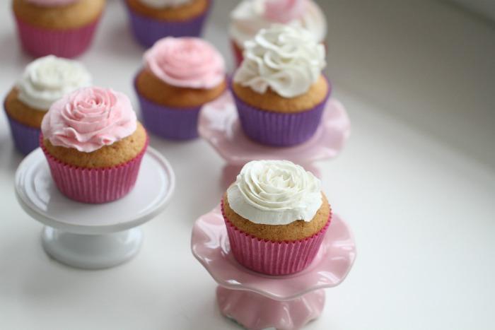 Ben & Jerry's Strawberry Cheesecake Cupcake
