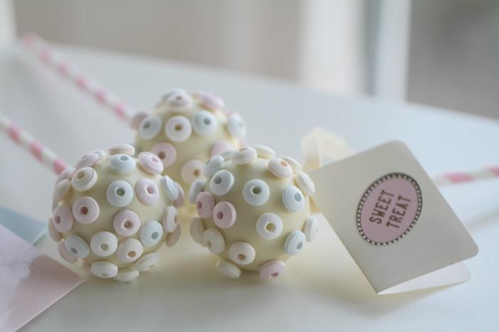 Vintage Candy Cake Pops