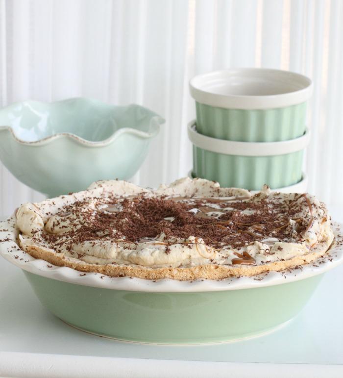 Coffee Meringue Pie