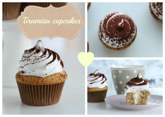 Tiramisù Cupcakes