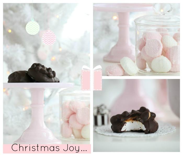 Goo Goo Cluster Candy Bars