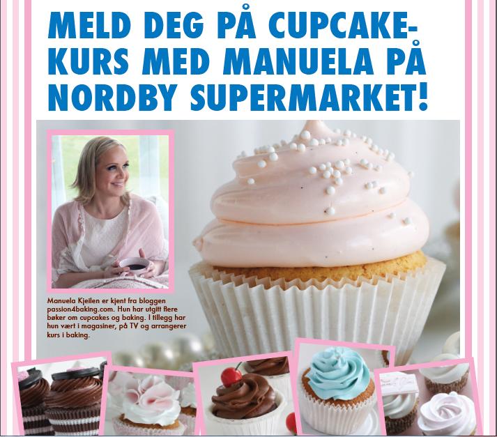 cupcakekurs-NordbySupermarket