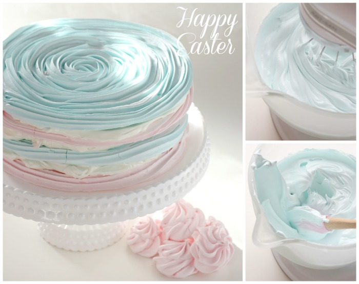 Pastel Easter Cake Passion 4 Baking Get Inspired