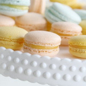 Lovely Lemon Macarons