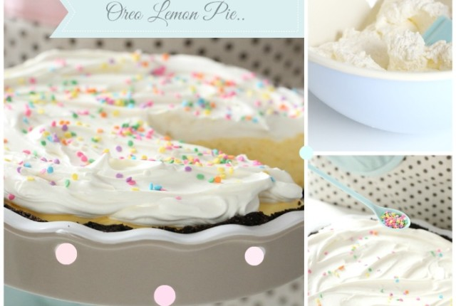 oreo-lemon-pie/