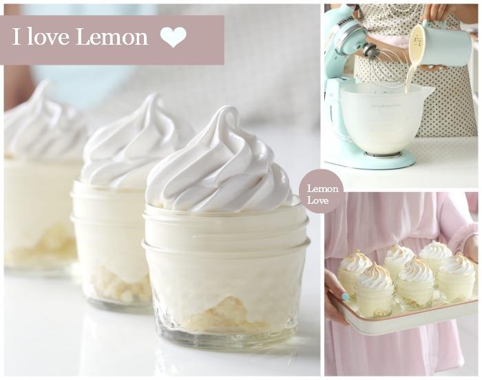 Lemonly Love dessert