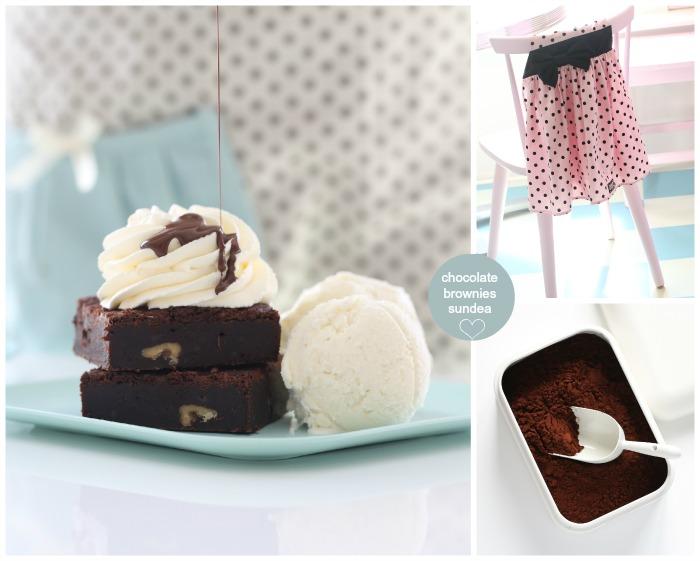 chocolate brownies sundea