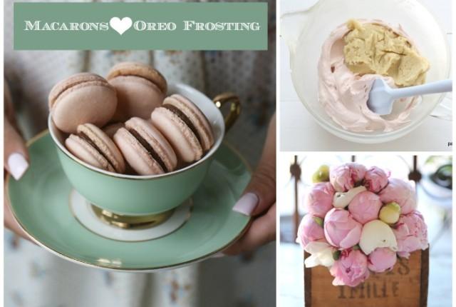 macarons-oreo-frosting/