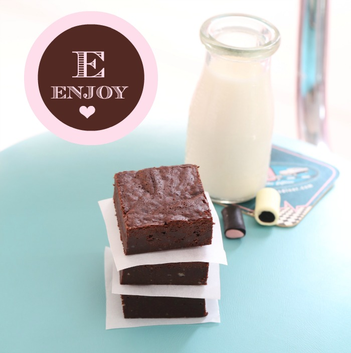 Licorice Brownies