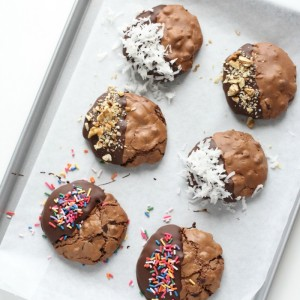Southern Chocolate Cookies