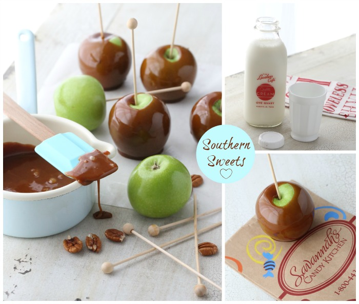 Manuela's Diner episode 11,How to make Caramel Apples