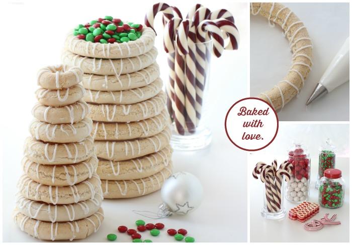 Almond Ring Cake – Norwegian Kransekake