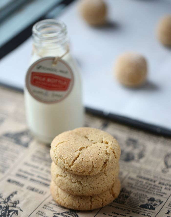 1-Snickerdoodles cookies