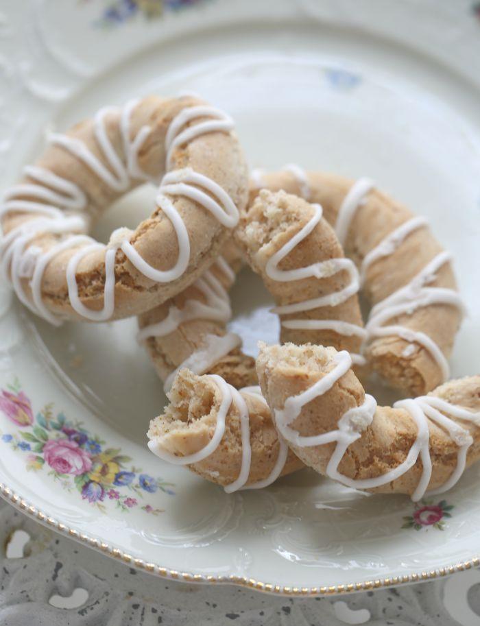 4-Vanilje Kranskekake
