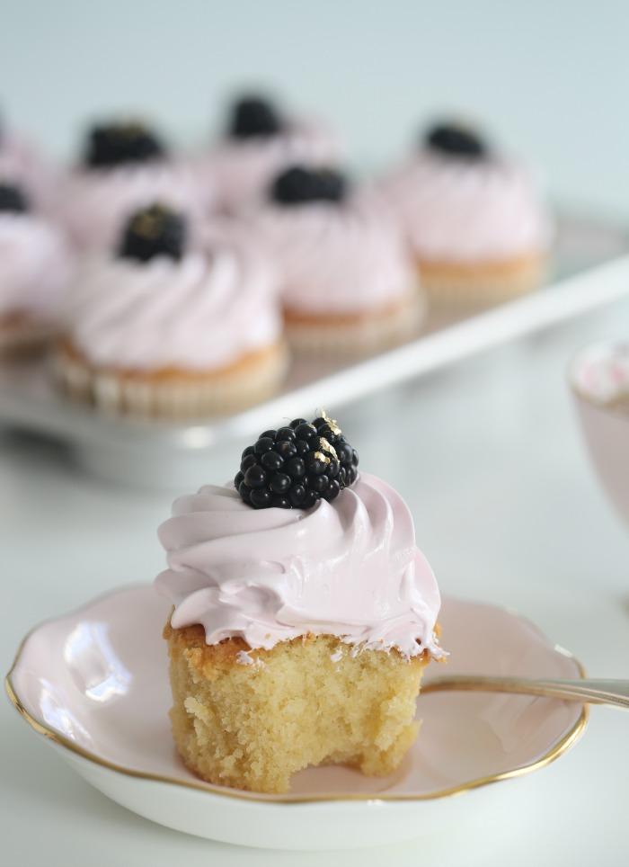 Manuela's gluten free vanilla cupcakes