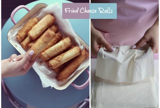 friedcheeserolls