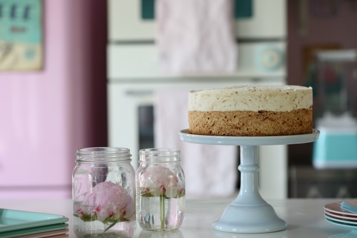 Manuela's Favorite Daim IceCream Cake