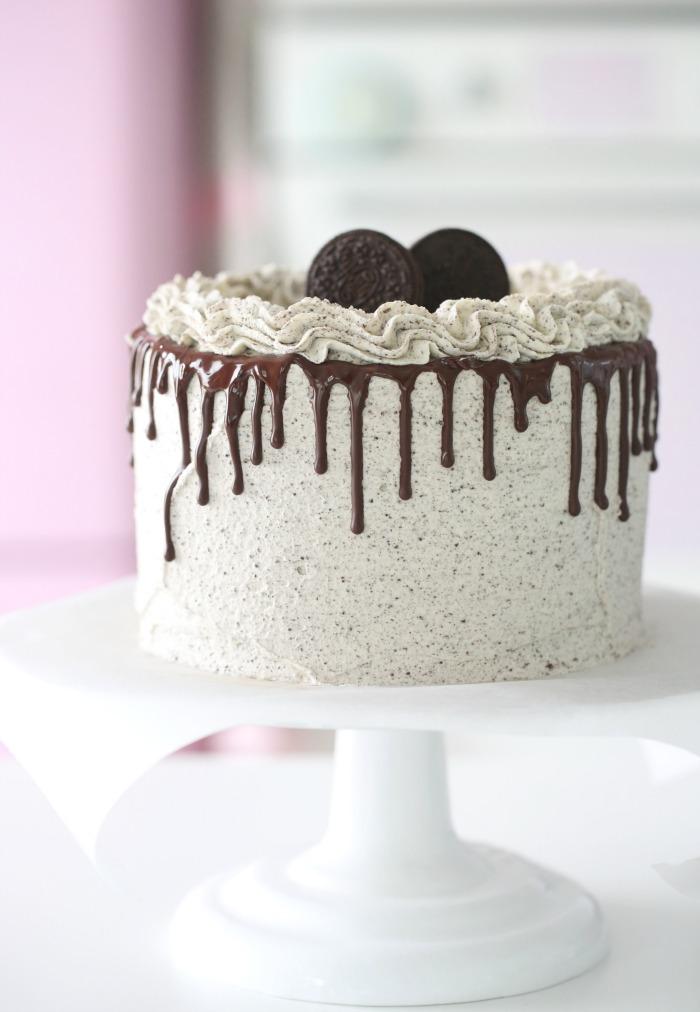 Chocolate & Oreo Cake