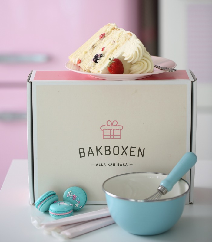 Bakboxen in cooperation with Passion4Baking