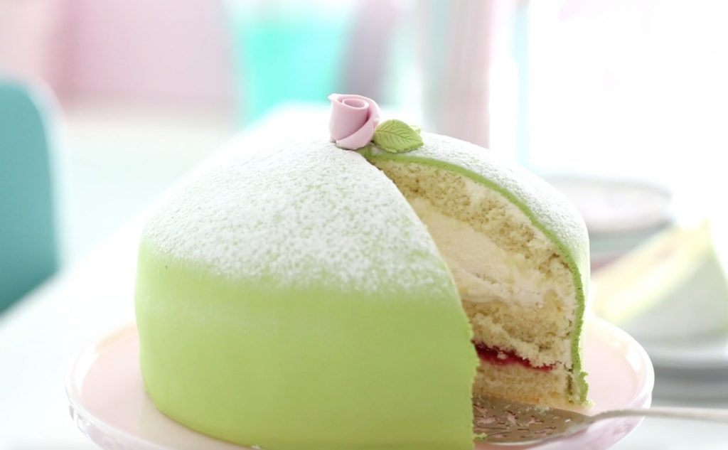Green Cakes Images