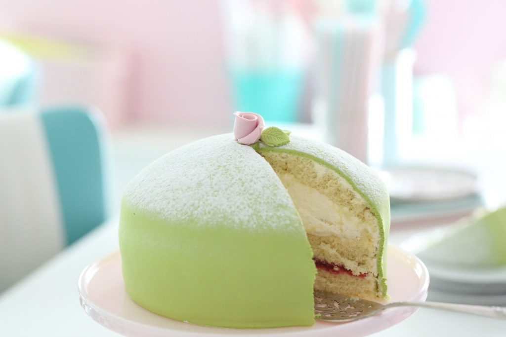 Swedish Cream Cake