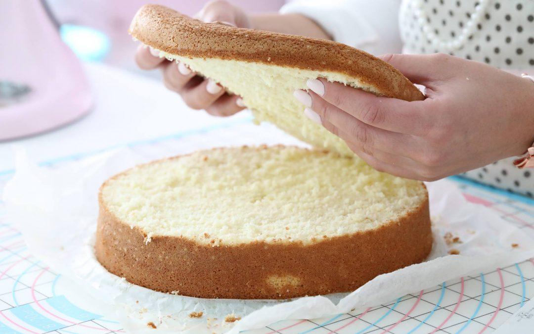 NORWEGIAN SPONGE CAKE