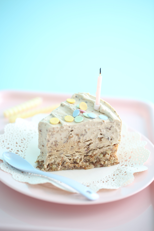 almond daim ice cream cake passion 4 baking get. Black Bedroom Furniture Sets. Home Design Ideas