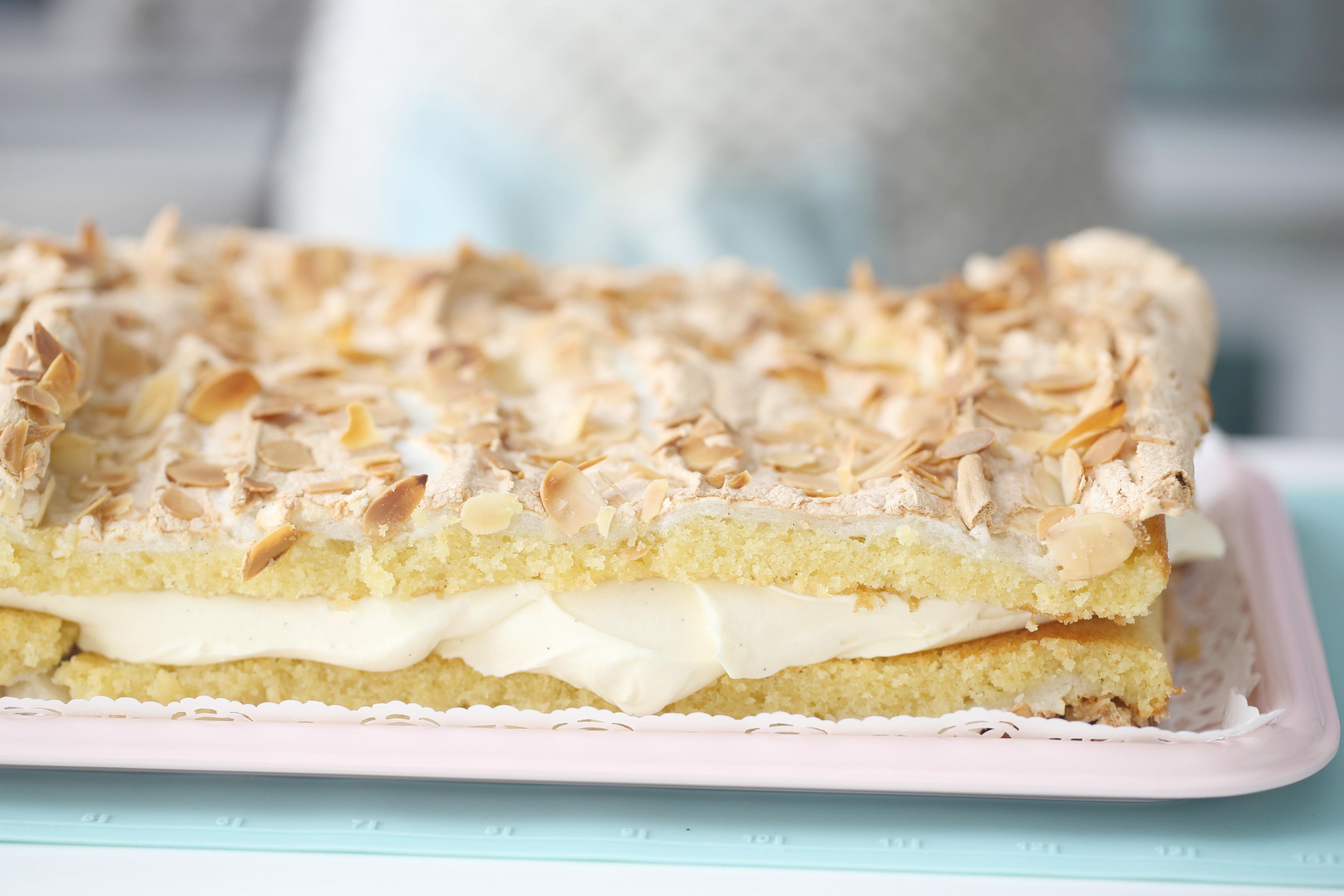 Sponge Cake Norway