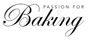 Passion For Baking :::GET INSPIRED:::